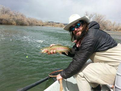 Big   Horn rainbow