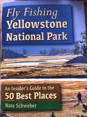 yellowstone fly fishing book