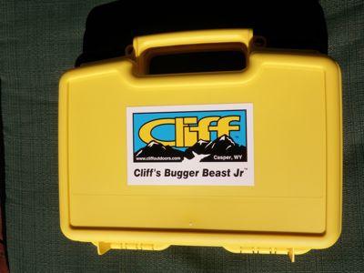 Cliff's   Bugger Beast Jr.