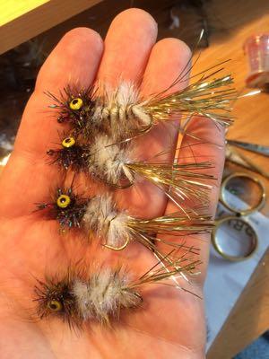 lake   bling. some teton fly fishing flies for spring lake fishing