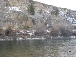 wyoming trout water