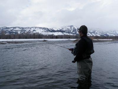 Snake River in December