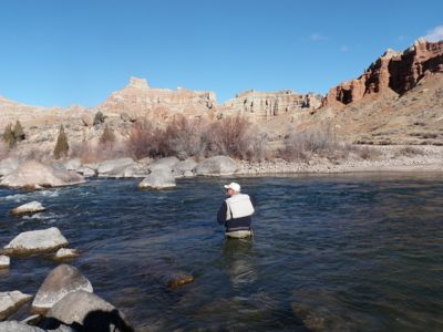 December on the Wind River