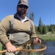 Firehole Brown Trout