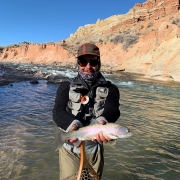 Wind River Rainbow
